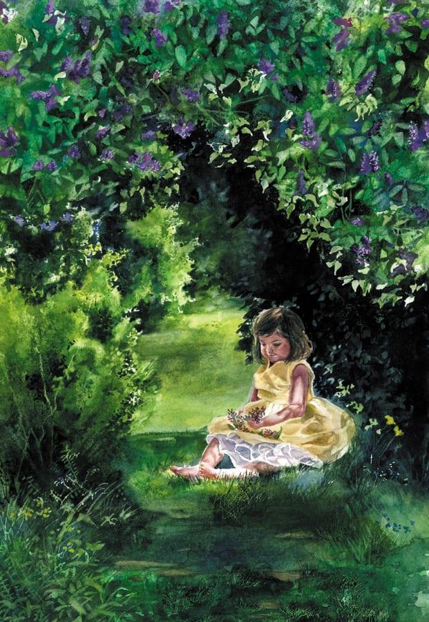 Lilac Queen