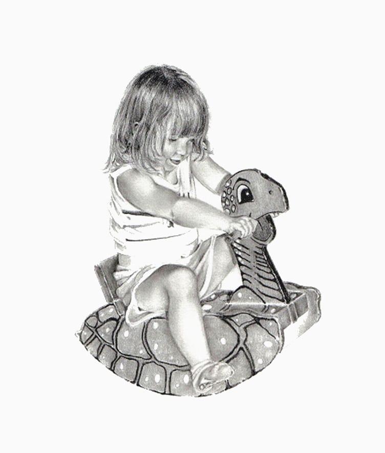 Rocking Turtle
