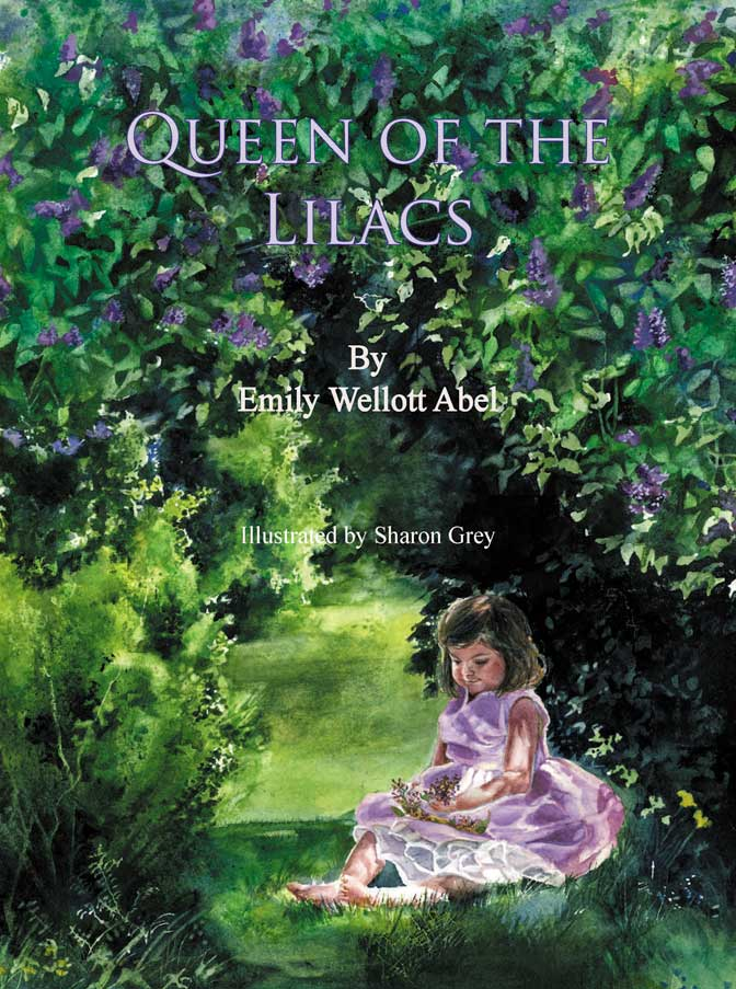 Lilac Queen Cover