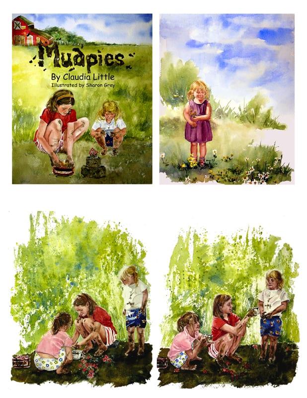 Mudpies 1