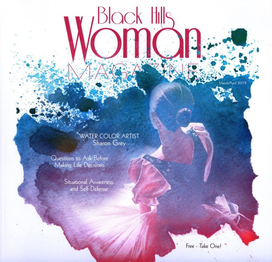 Black Hills Woman Magazine